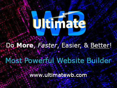 UltimateWB website builder